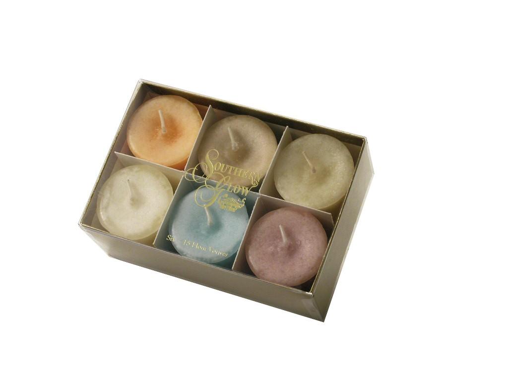 vinyl boxes - vinyl candle boxes