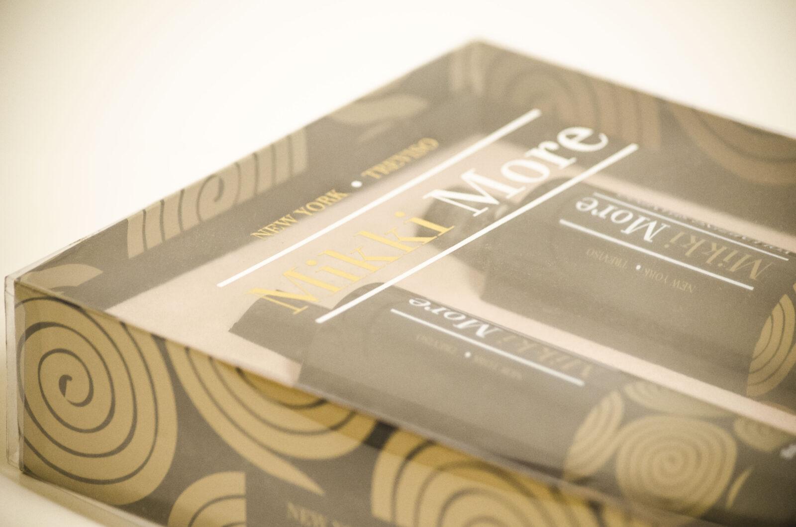 Vinyl Boxes - Mikki More