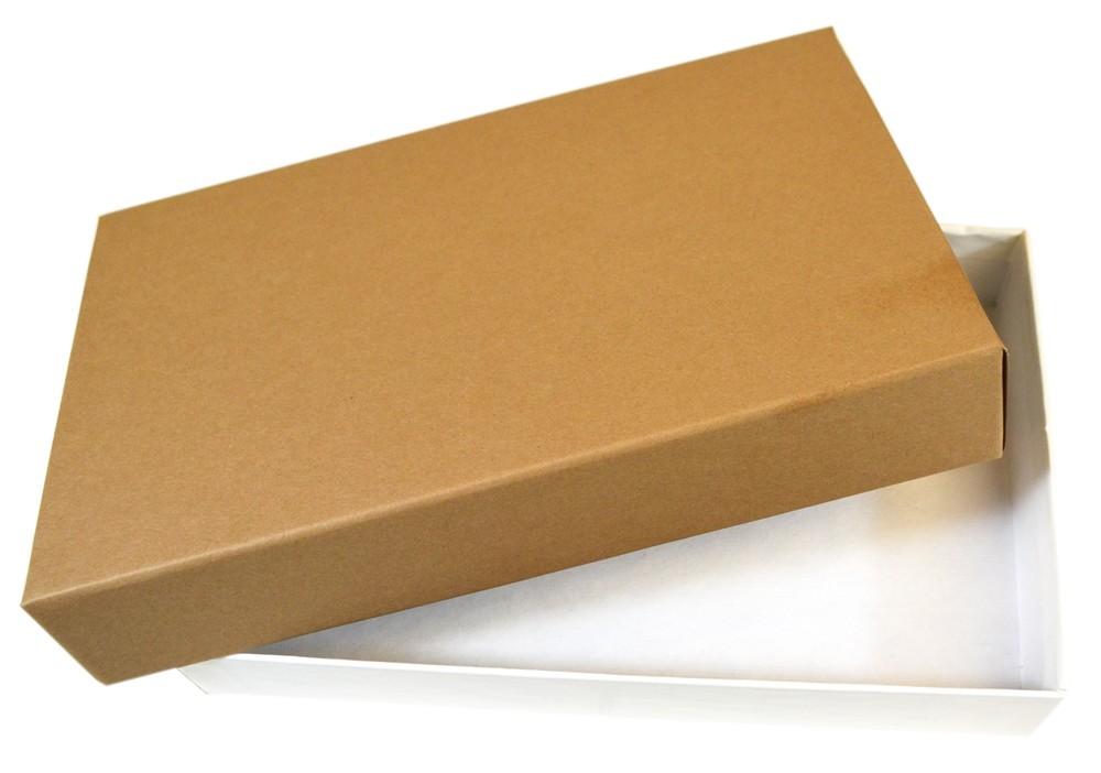 Kraft Paper on Set Up Boxes