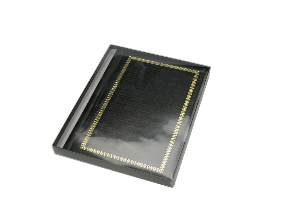 Clear Vinyl Photo Album Box