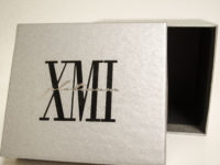 Apparel Boxes - XMI Tie Box
