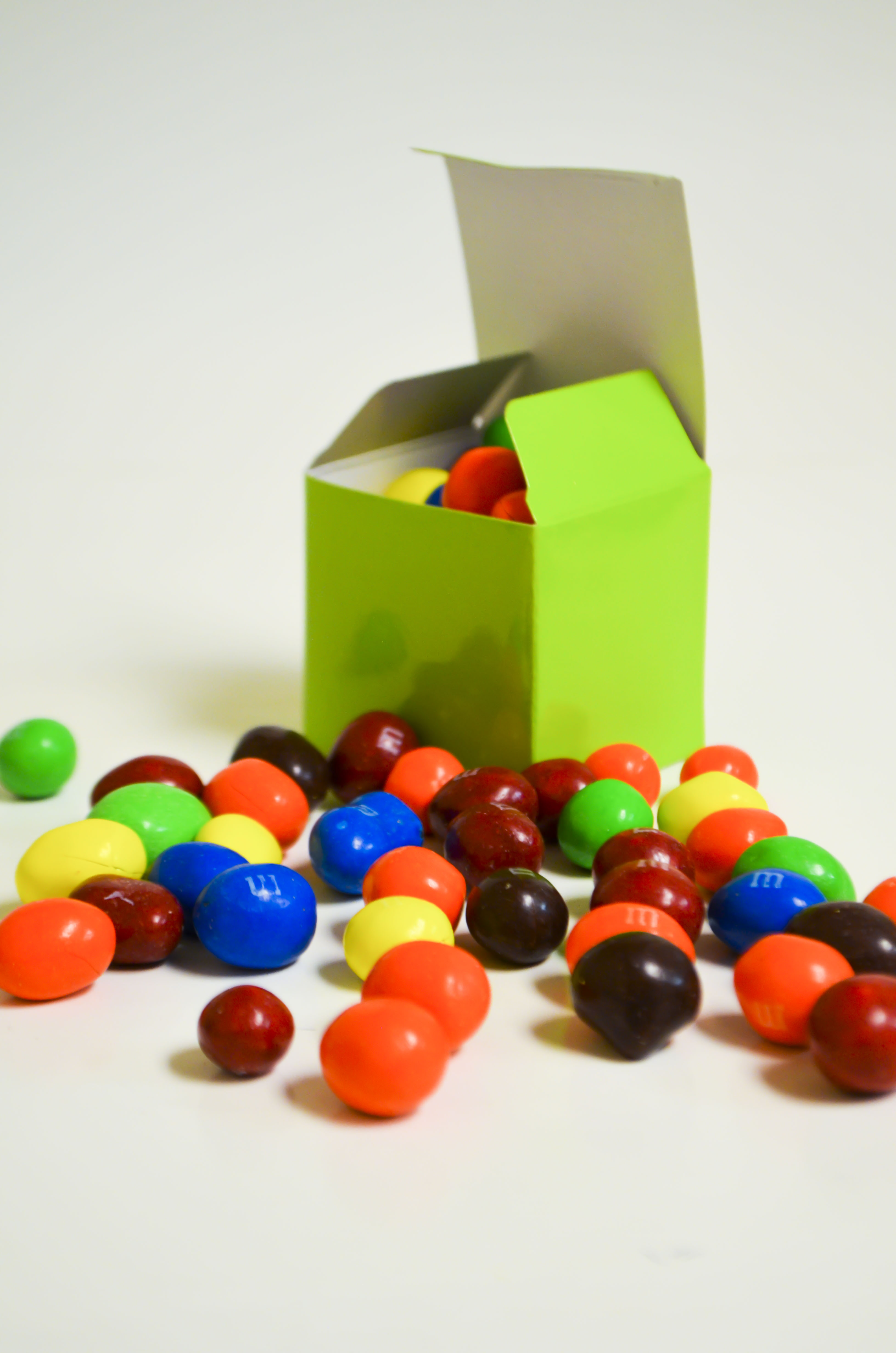 Stock Candy Boxes