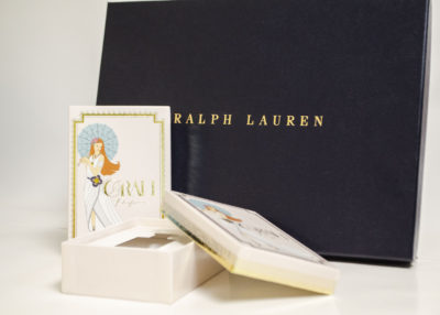 Apparel Boxes - Ralph Lauren and Orali