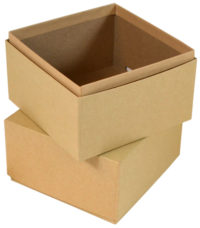 Set up box - Kraft Freezer Box