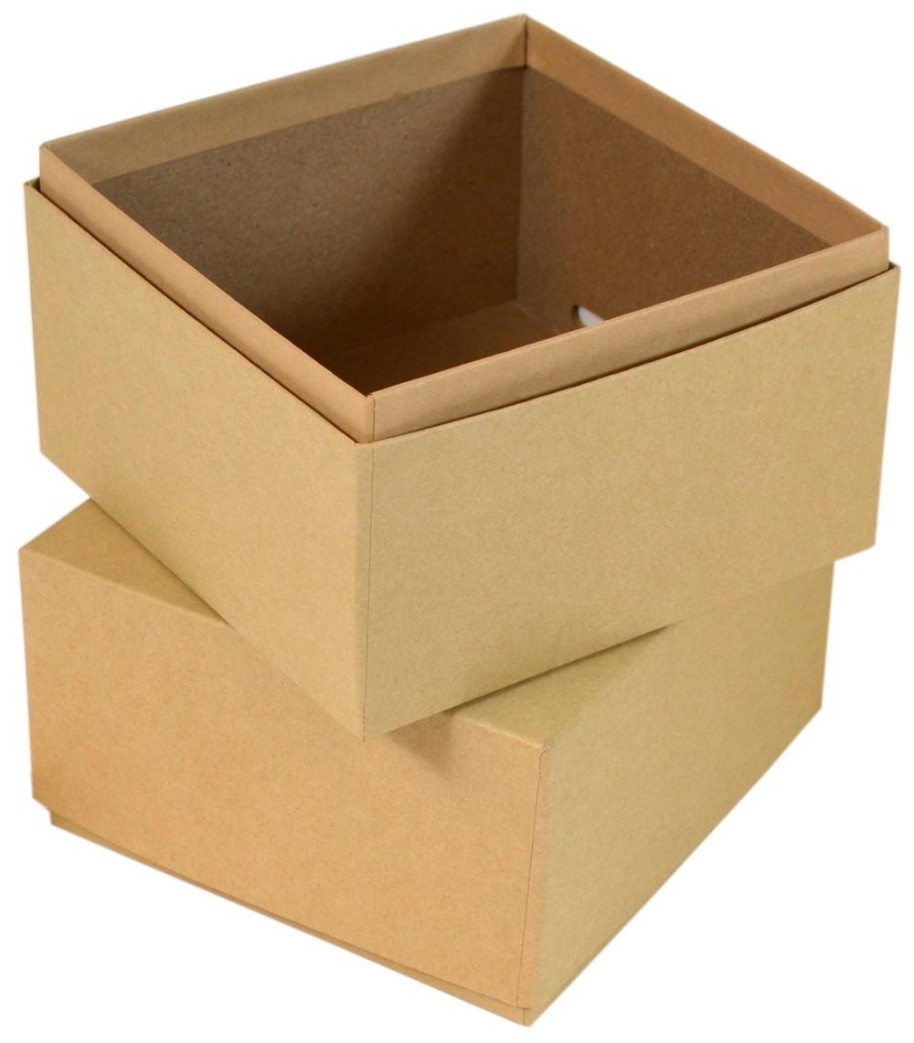 Set up box - Kraft Freezer Box