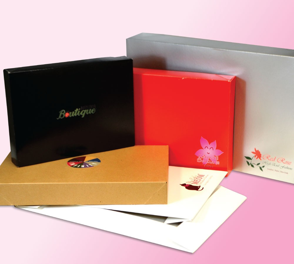 Apparel Folding Boxes