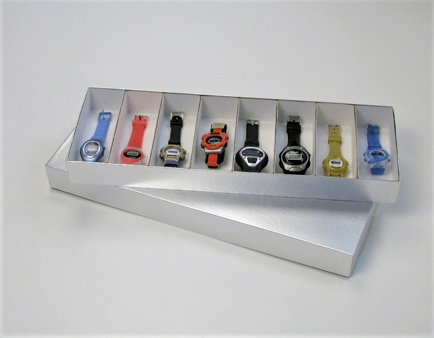Vinyl Watch Box