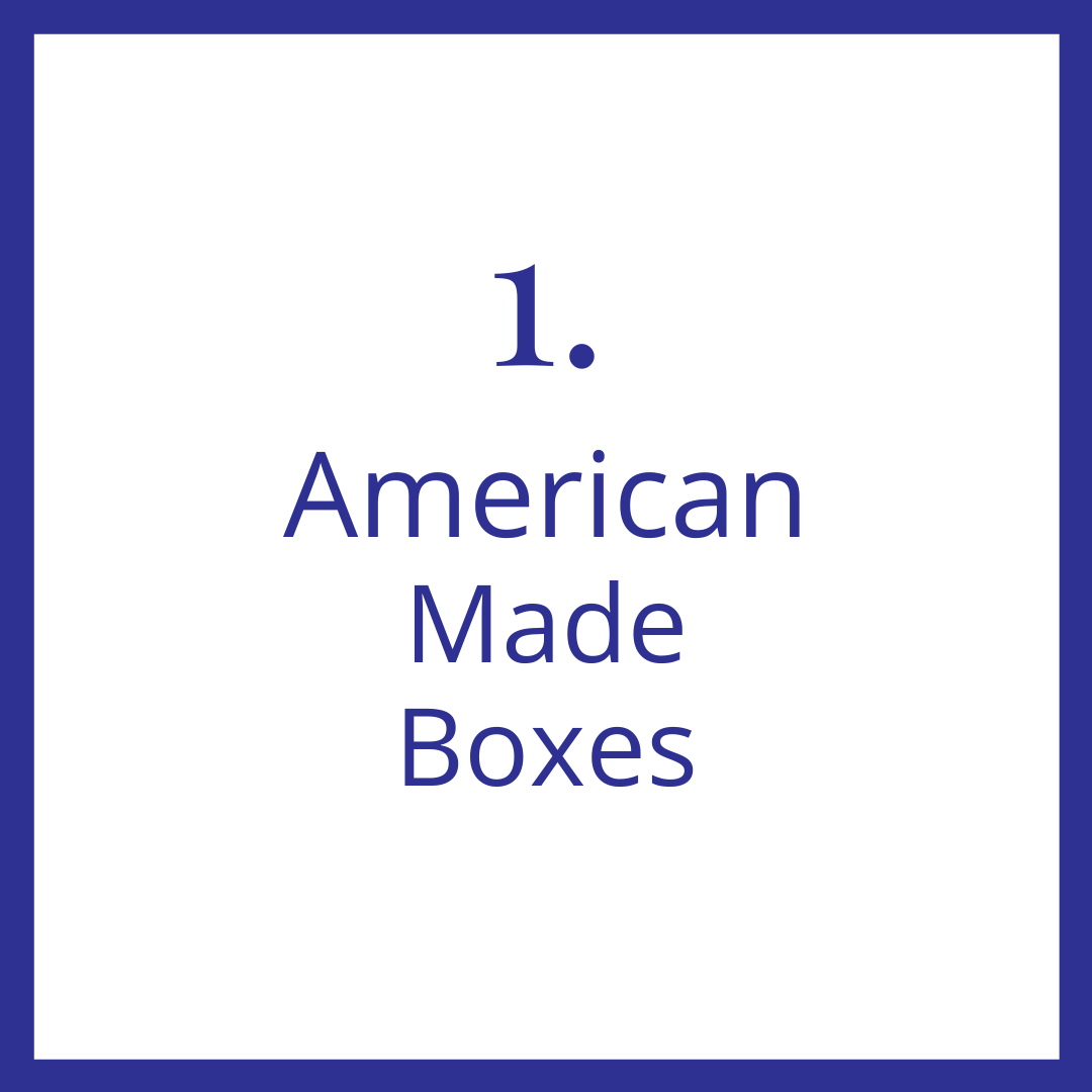 American Made Boxes