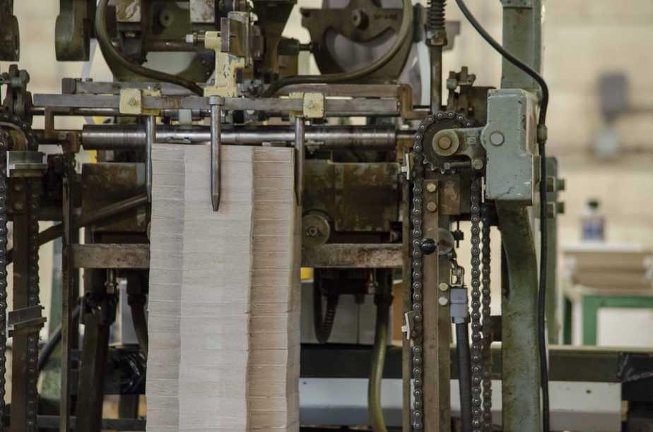 Box Manufacturing Machine